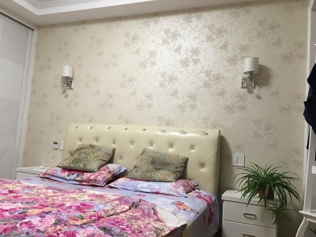 墙纸墙布选对花型,给你一个独具一格的家(一)-墙布
