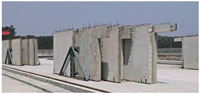 供应pc构件生产线,预制混凝土设备图片