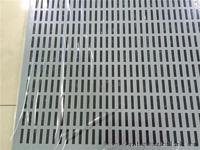 奥迪4s店外墙装饰板1