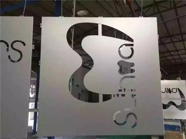 镂空雕刻艺术花样铝单板幕墙