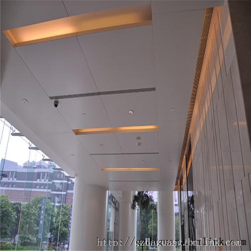 杭州市奥迪铝单板/奥迪铝单板厂家1