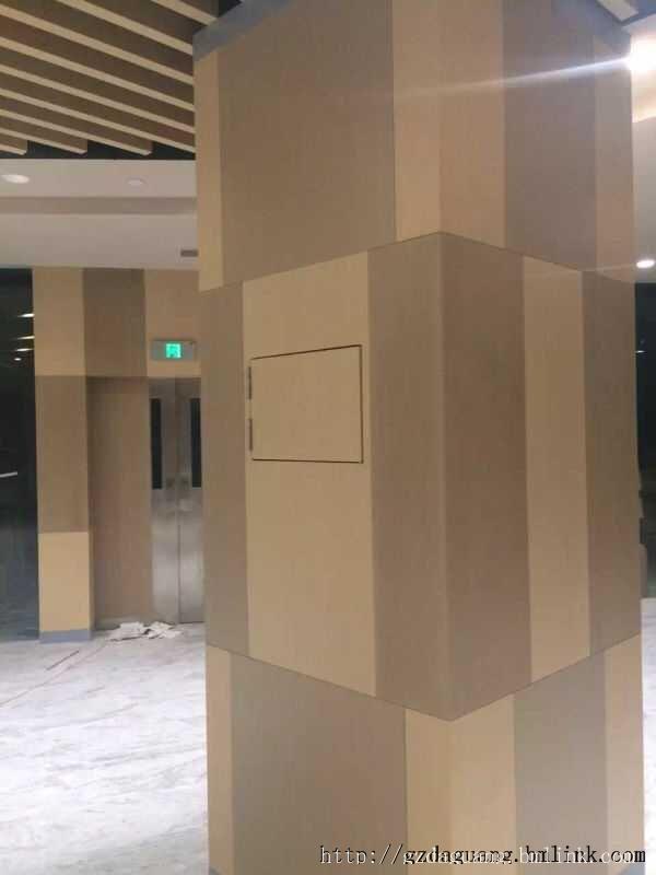 木纹铝单板规格型号1