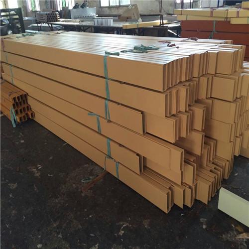 免费打样 厂家直销木纹U型铝方通天花吊顶