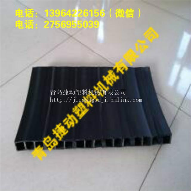 立筋式大口径中空壁塑钢复合缠绕排水管设备