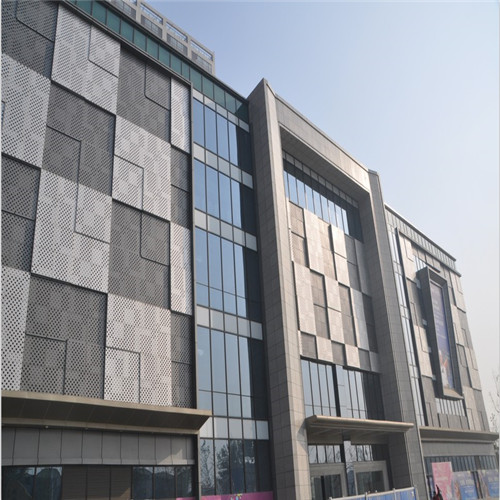 铝单板,木纹铝单板,雕花铝单板-德普龙厂家一站式直销