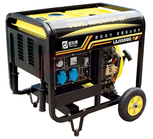 柴油发电机5kw价格