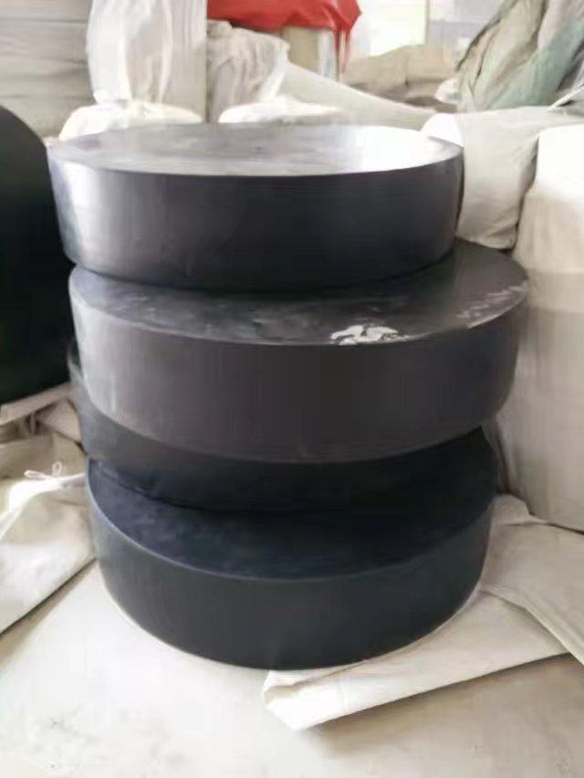 桥梁橡胶垫块、250*49mm