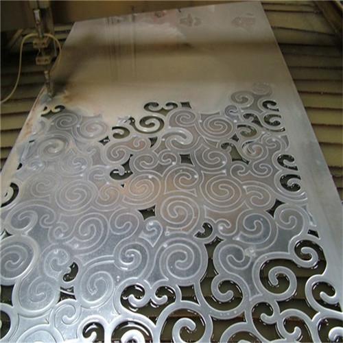 透过铝单板雕花看新石器时代