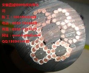 YJLV22屏蔽电力电缆