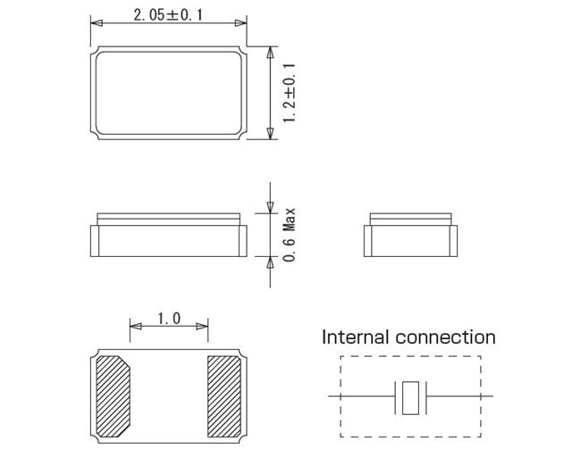 西铁城晶振,声表面谐振器,cm212晶振