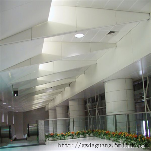 浙江省氟碳铝单板厂家1