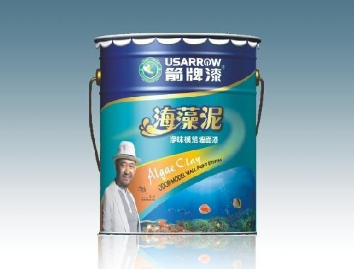 箭牌海藻泥墙面漆 美国箭牌乳胶漆代理