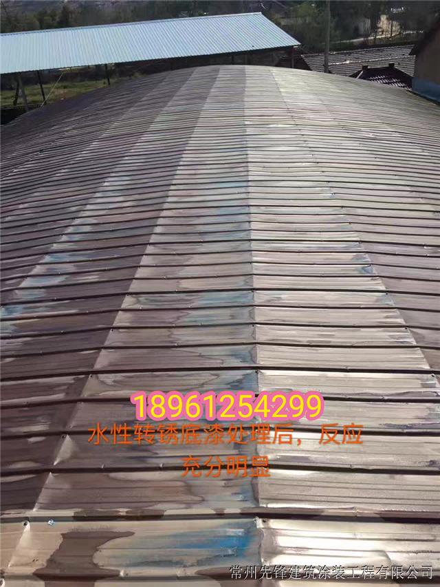 南京工业厂房旧屋顶翻新,南京防腐除旧屋面翻新