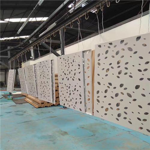 山東廠家直銷鋁單板-廣東德普龍