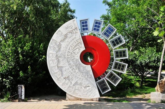 首页 产品供应 装修施工 庭院 喷泉 > 供应扬州景观太阳能发光雕塑