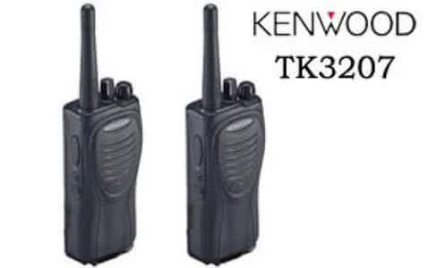 对讲机销售、成都TK3207对讲机、租赁