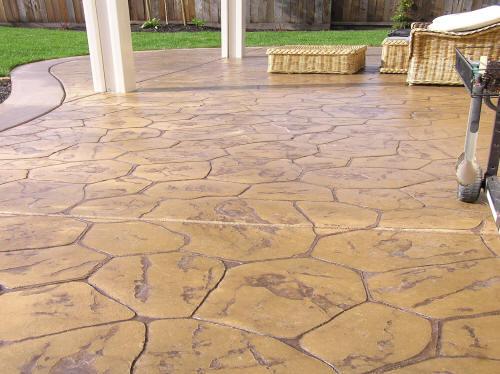 永州冷水滩压模地坪施工对混凝土有什么要求