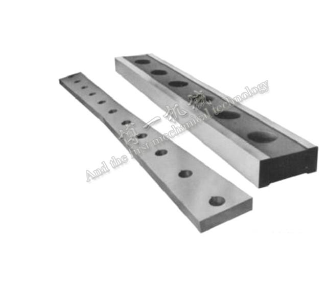 剪板机刀片 液压剪板机刀片 规格齐全