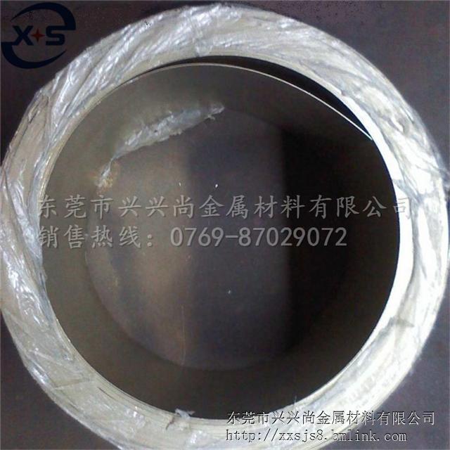 白铜带国标C7521深冲压专用白铜带