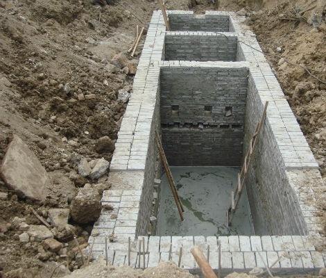 厂家直销钢筋混凝土化粪池
