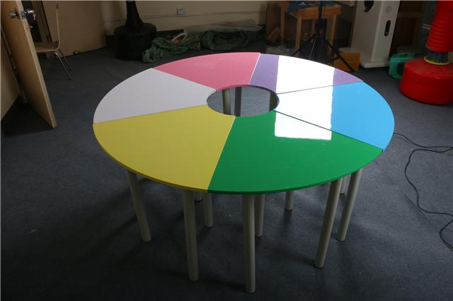 团体活动设备团体活动桌椅厂家