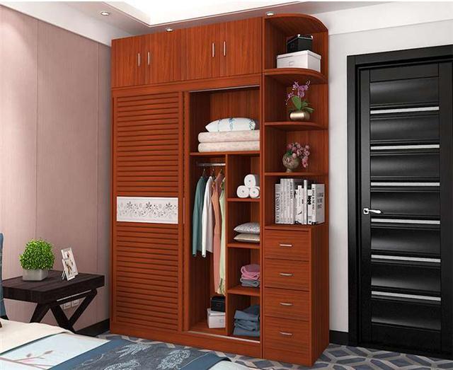 美式风格衣柜图片