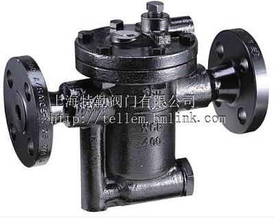 供应优质台湾DSC法兰倒筒式疏水阀683F