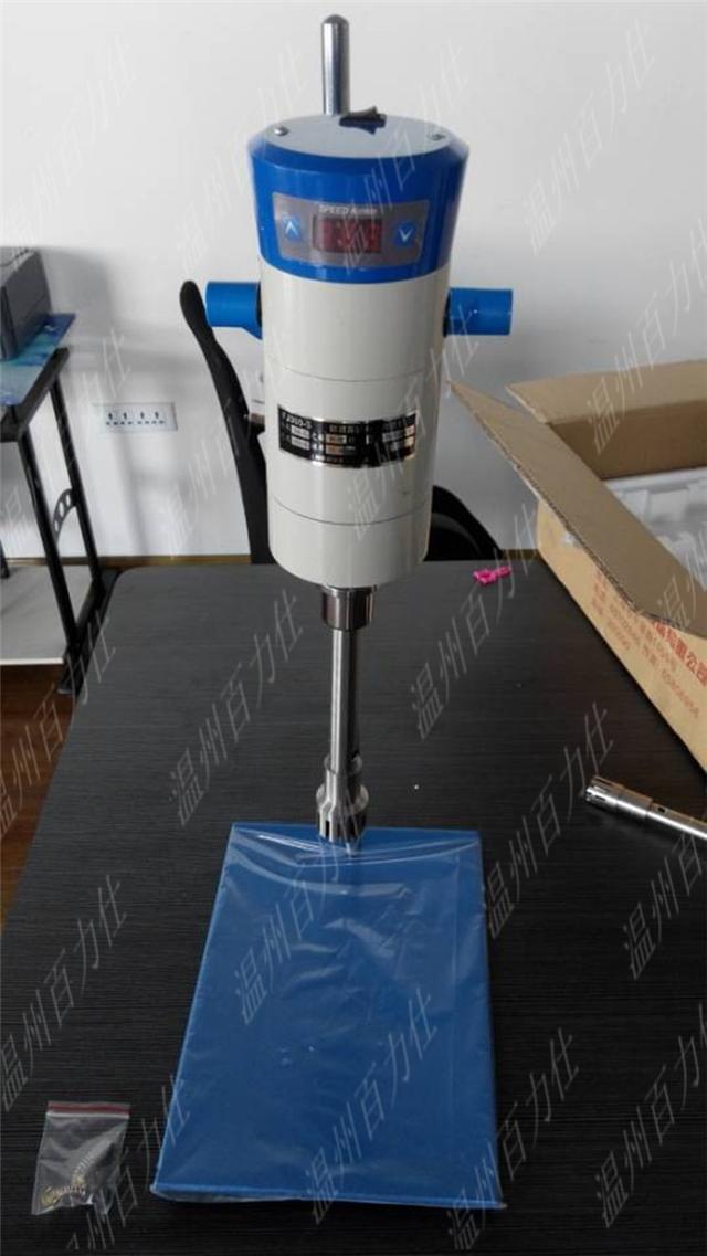 厂家直销 fj300-s数显高速分散均质机 实验室均质设备