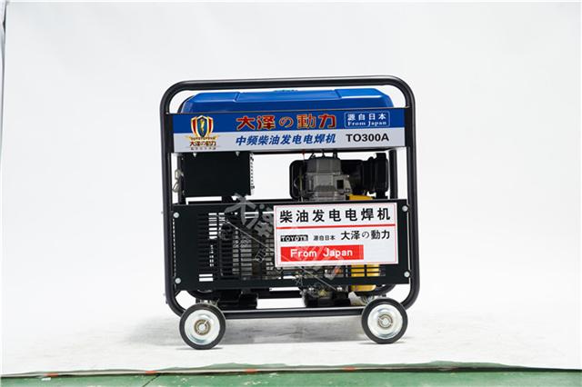 逆变电源的整流滤波环节后的直流电压,使发电电焊机稳定性和动态特性