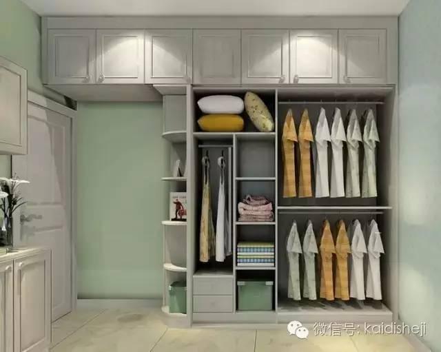 衣柜做得好,卧室小不了! 详解衣柜设计尺寸!-洗衣柜尺寸