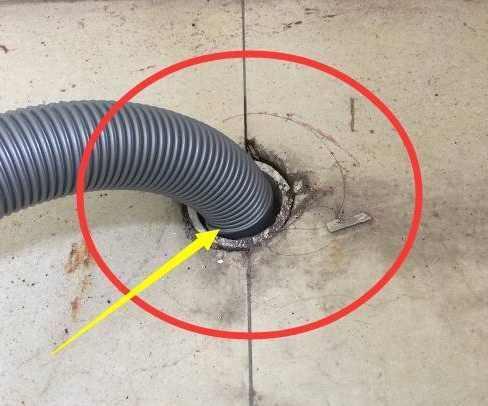 洗衣机排水管地漏漏水怎么办