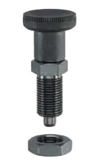 供应国产低价旋钮柱塞分度销无卡锁GN617