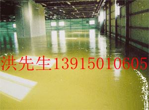 供应池州溶剂型环氧树脂地坪工程