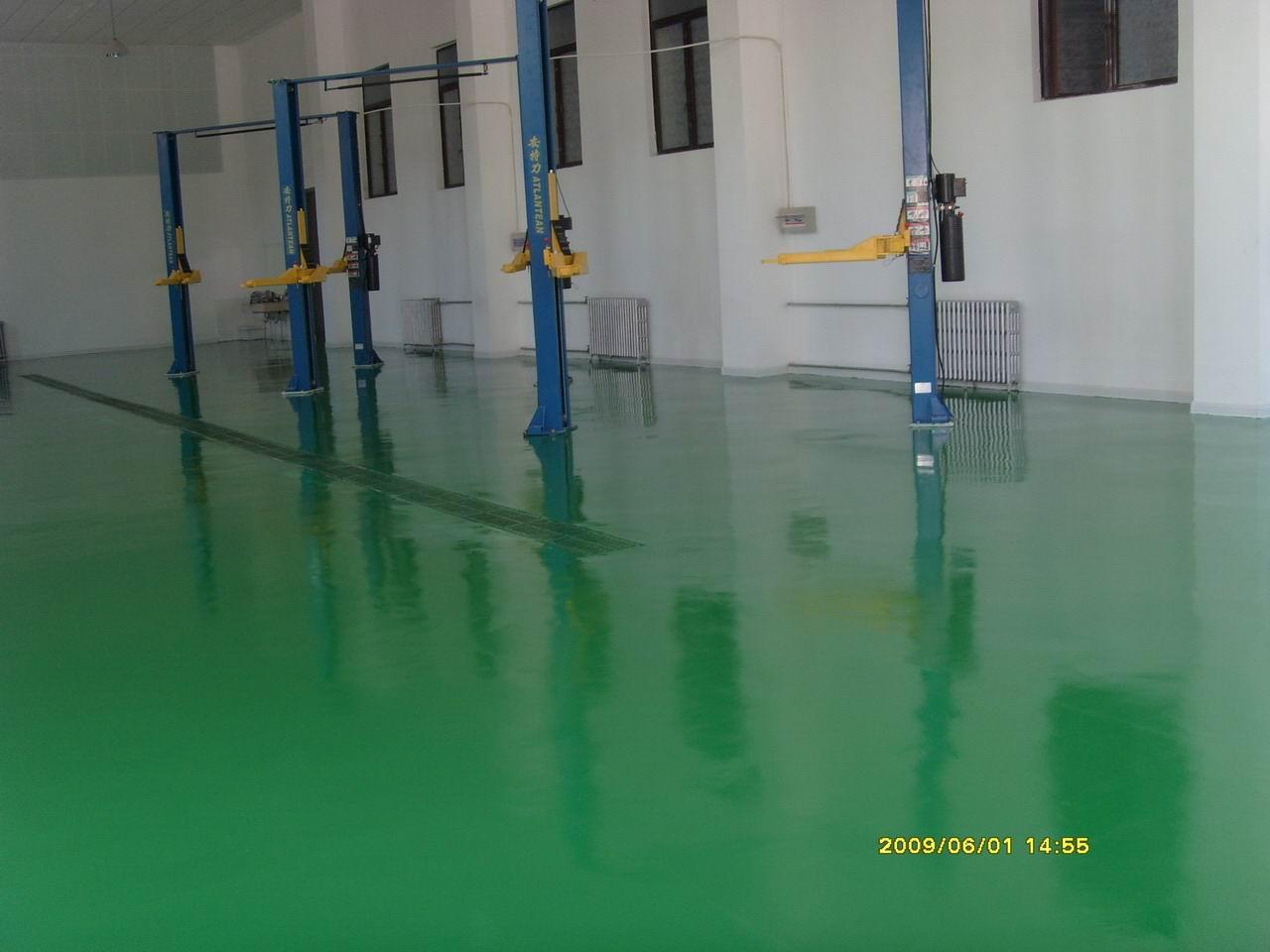供应湖州环氧防静电自流地坪  环氧自流平地坪