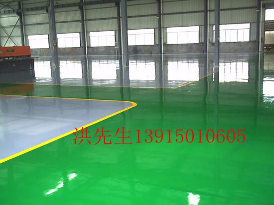 供应杭州溶剂型环氧树脂防静电地坪施工