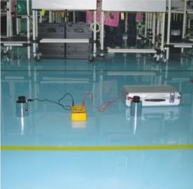 供应杭州电器城环氧防静电地坪施工