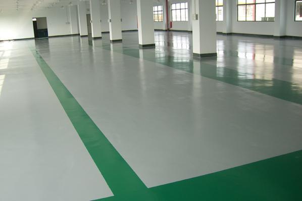 供应宁波电子工业车间耐侯型水性环氧地坪施工