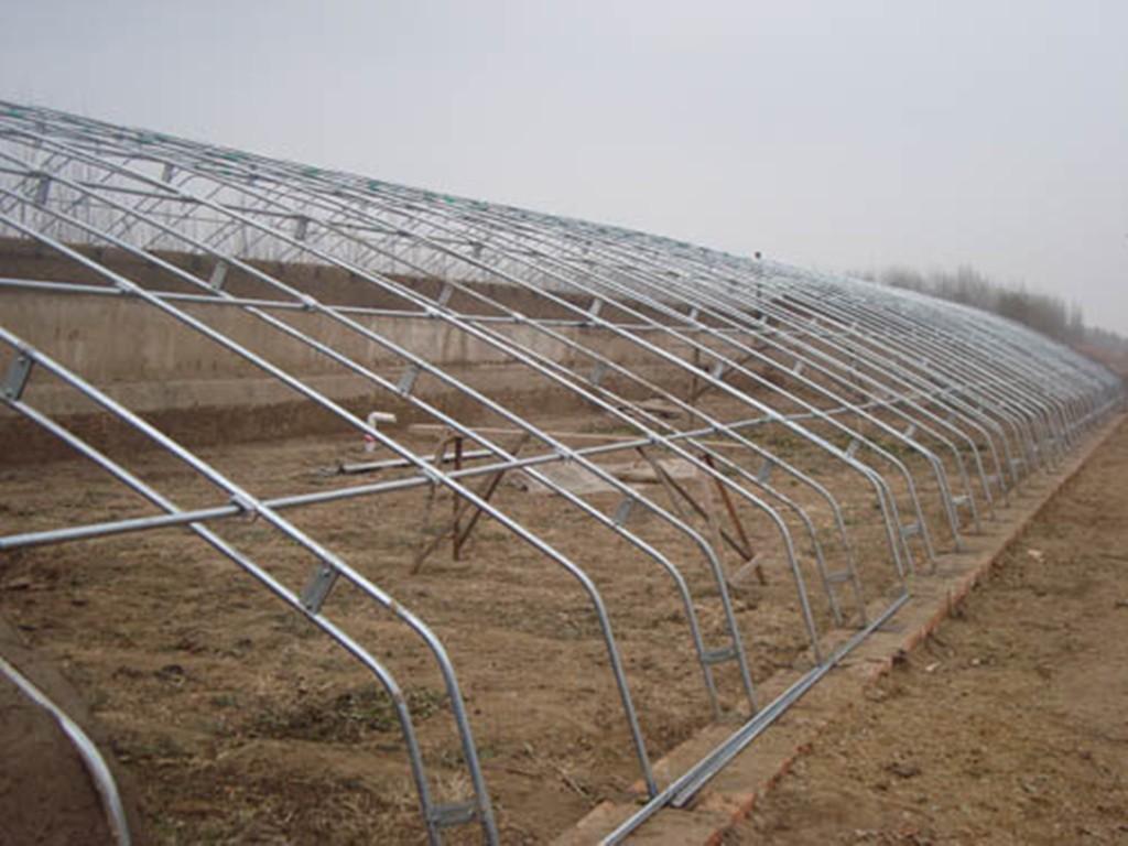 供应钢管养殖大棚骨架 温室大棚