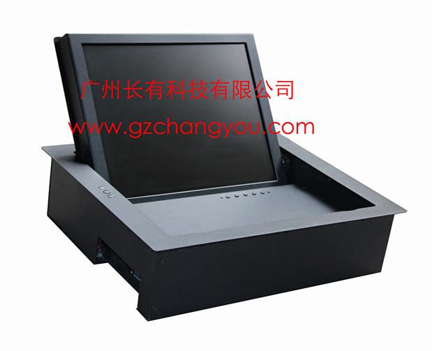 供应笔记本电脑升降器 键盘鼠标电动翻转器