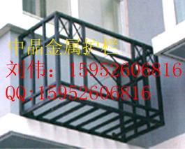 供应南川热镀锌阳台护栏厂、南川锌钢喷塑阳台护栏