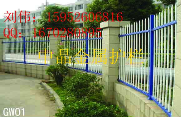 供应晋州热镀锌护栏制造公司