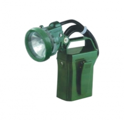 供应湖北便携式强光防爆工作灯
