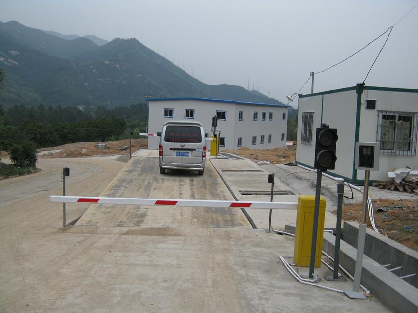 供应RFID车辆自动考勤系统/车辆自动识别系统/恺乐读卡器