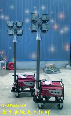 M-SFW6110A全方位自动泛光工作灯