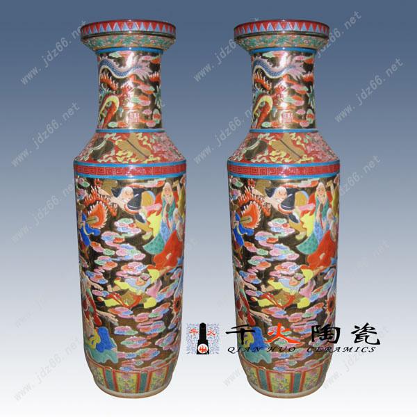 供应陶瓷礼品花瓶 景德镇大花瓶 花瓶厂