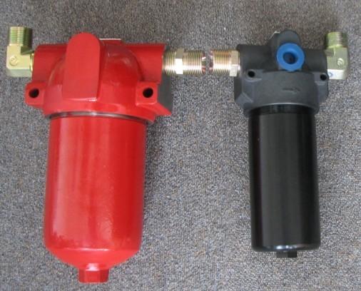 液压油管路过滤器图片