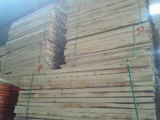供应樟子松板材防腐木