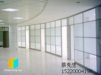 厦门成品玻璃隔断厂家