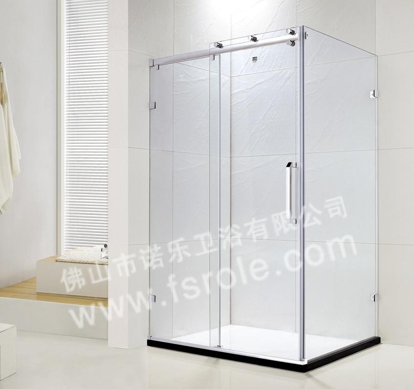 供应简易淋浴房,酒店浴室隔断,卫生间平开门