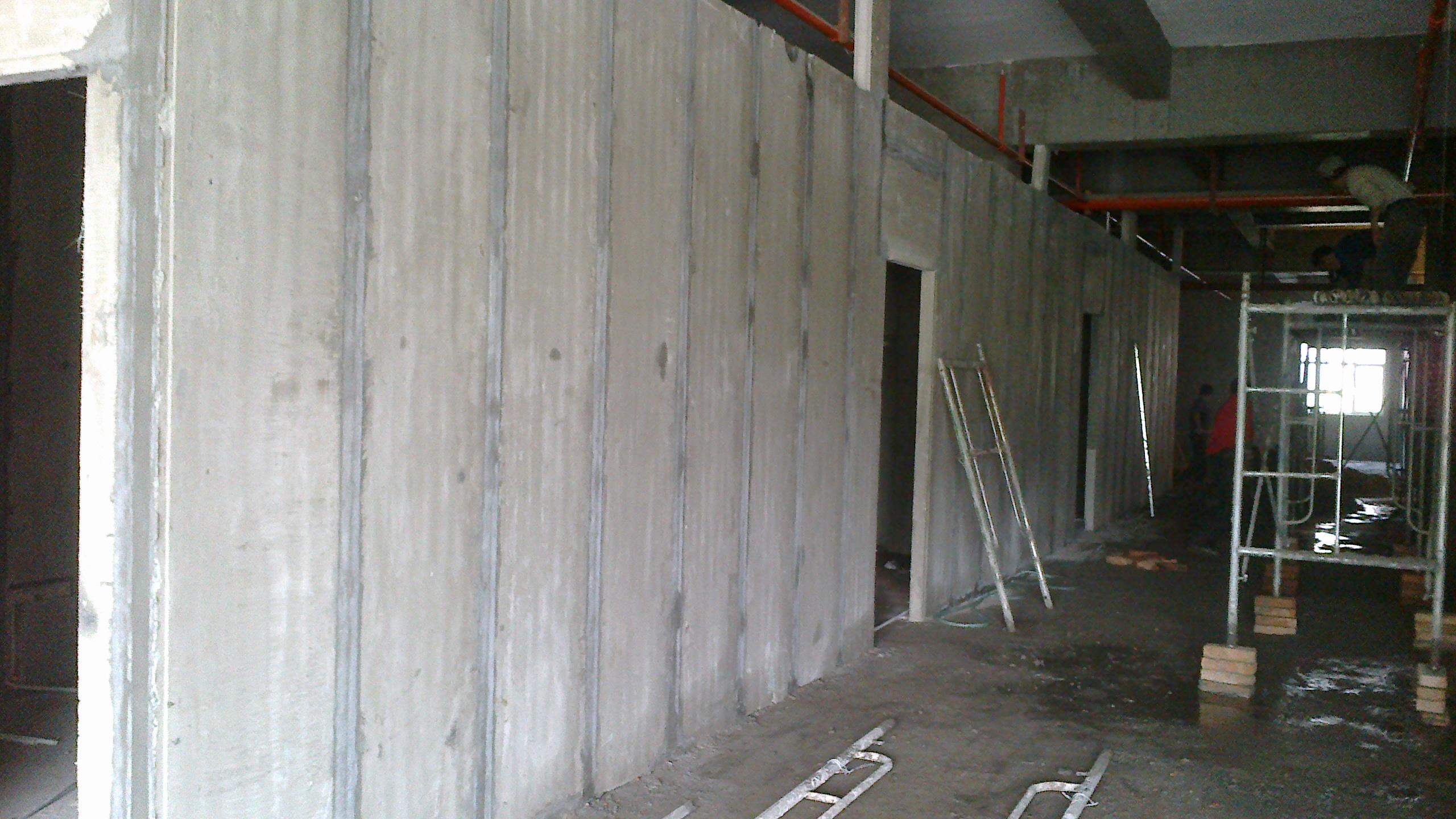 供应石膏水泥复合隔墙板